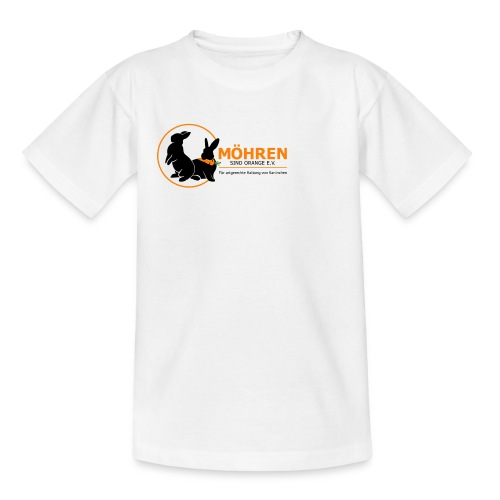 Möhren sind orange e.V. - Teenager T-Shirt