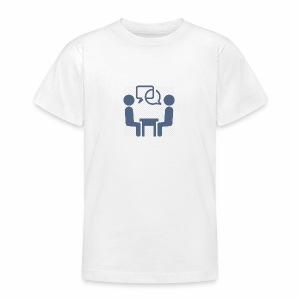 Business Meeting - T-shirt tonåring