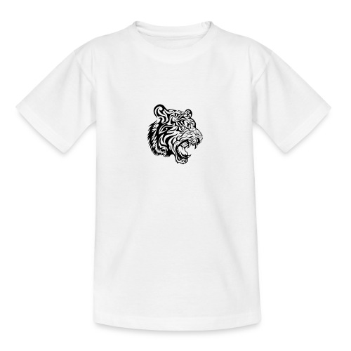Tiger Fashion T-shirt - Teenager-T-shirt