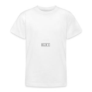 killinit-jpg - Teenager T-shirt