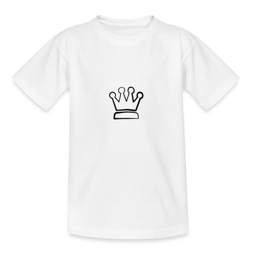 PrincessCrown - T-shirt tonåring