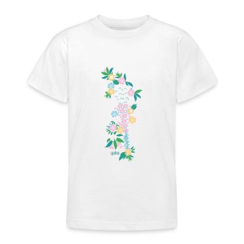 yuka cherry blossom2 - Teenager T-Shirt