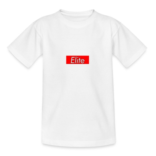Supreme Theme Elite - Teenage T-Shirt