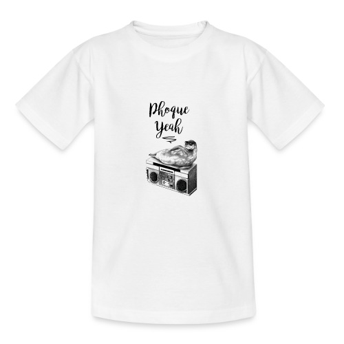 Phoque Yeah - T-shirt Ado