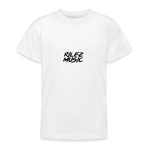 Camiseta de pico rilez - Camiseta adolescente