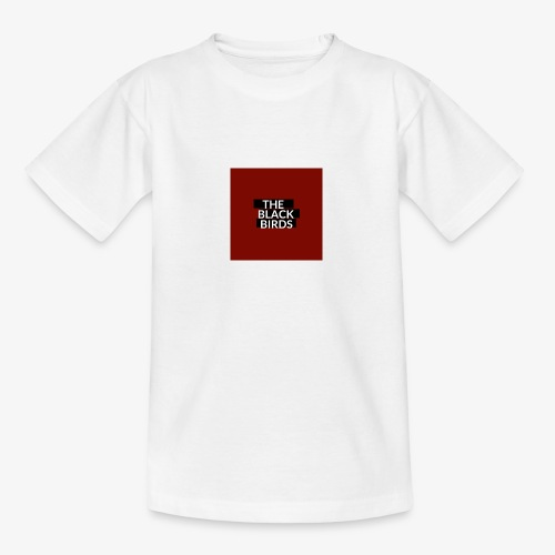 The Black Birds - Camiseta adolescente