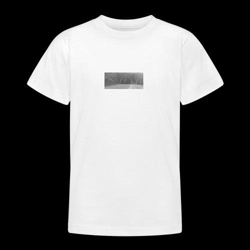 Rennesøy TUNNELL - T-skjorte for tenåringer