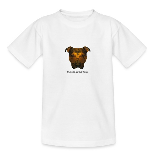 Staffordshire Bull Terrier - Teenage T-Shirt