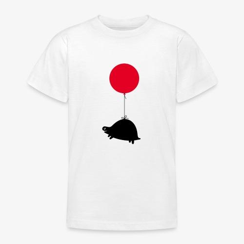 Balloonturtle - Teenager T-Shirt