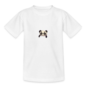 panda logo - Teenage T-shirt