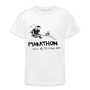 marathon-png - Koszulka młodzieżowa