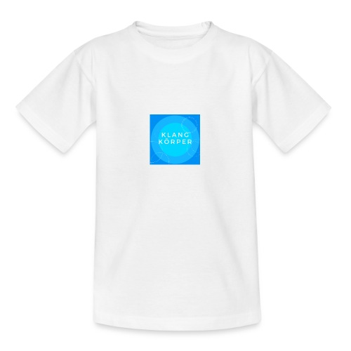 KLANGKÖRPER - Teenager T-Shirt