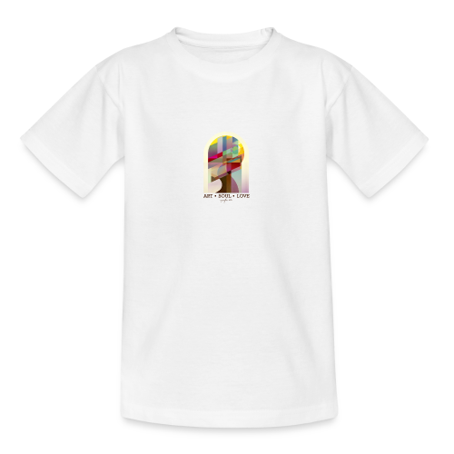 Farbenlehre - Teenager T-Shirt