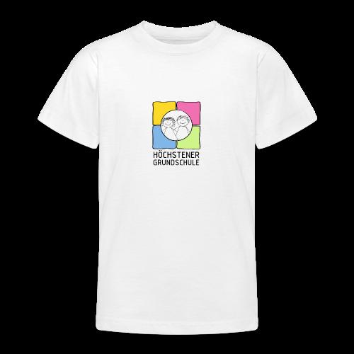 Höchstener Grundschule - Teenager T-Shirt