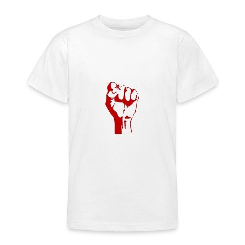revolutie t shirt - Teenager T-shirt