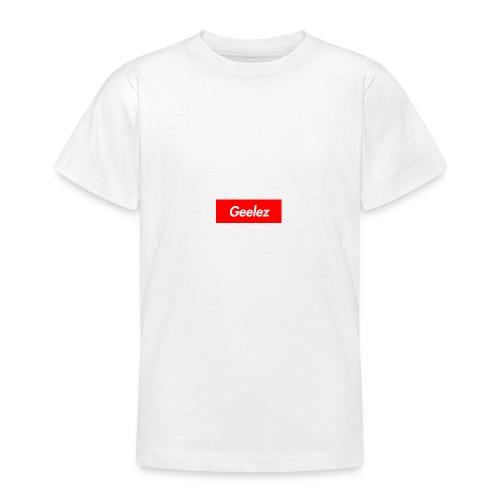 Geelez - Nuorten t-paita