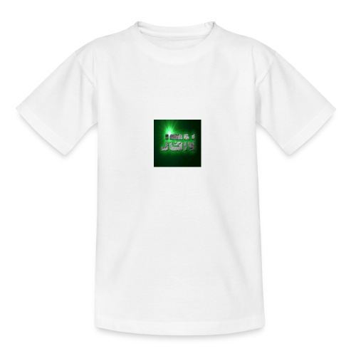 logo jgn - Teenager T-shirt