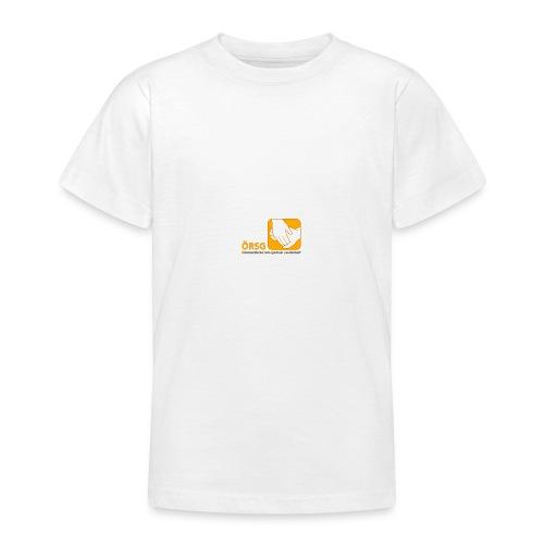 Logo der ÖRSG - Rett Syndrom Österreich - Teenager T-Shirt