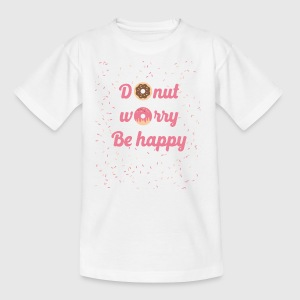 Donut Sorge - Teenager T-Shirt