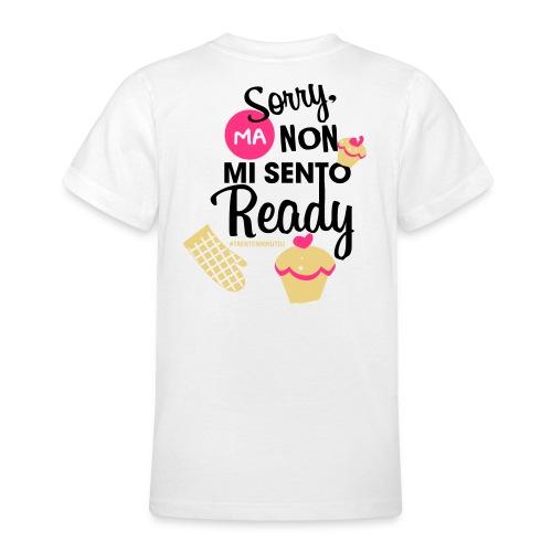 Non mi sento pronto - 30enninutili - Maglietta per ragazzi