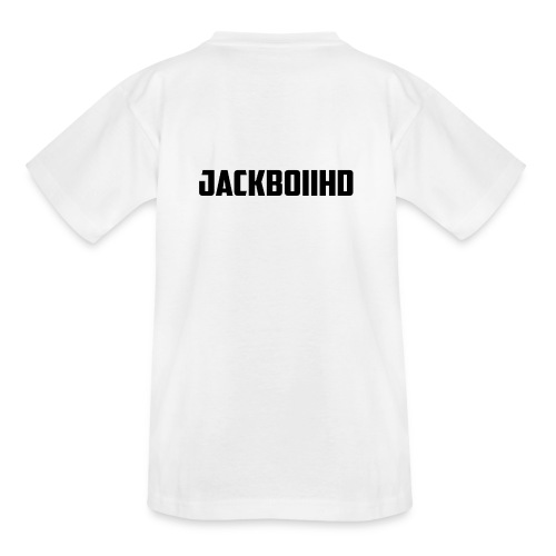 JackBoiiHD - Teenage T-Shirt