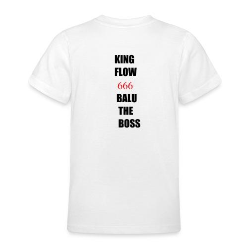 BALUTHEBOSS UND KINGFLOW 666-SHIRT - Teenager T-Shirt