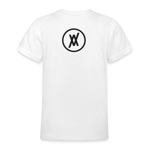 Sigle Noir (Loadjaxx) - T-shirt Ado