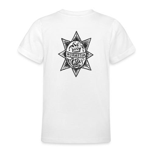 Würmesia Stern - Teenager T-Shirt