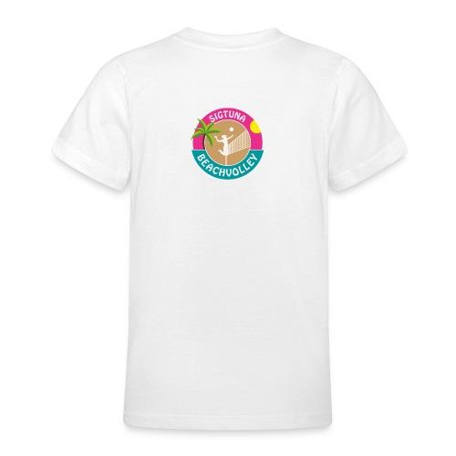 SigtunaBeachvolley - T-shirt tonåring