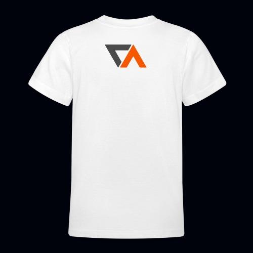 CA TEAM LOGO - Teenage T-Shirt