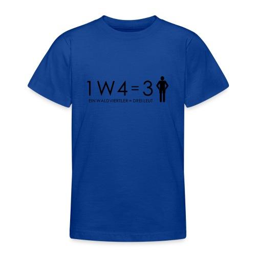 1W4 3L - Teenager T-Shirt