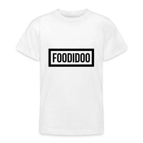 Foodidoo_Logo copy - Teenager T-Shirt