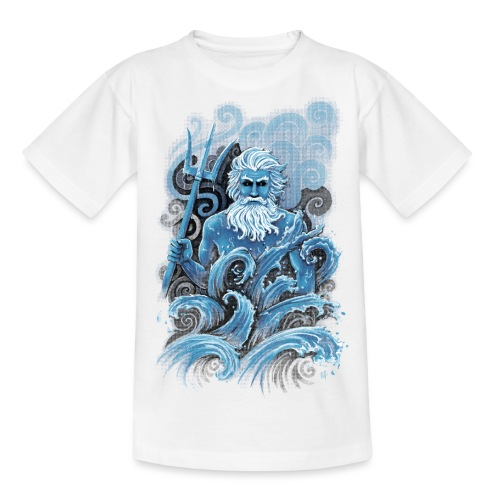 Poseidon - Teenage T-Shirt