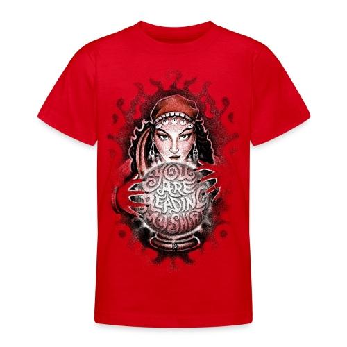 Crystal Ball - Teenage T-Shirt