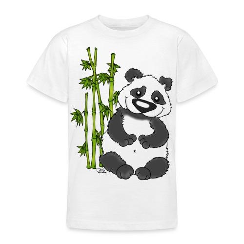 Panda Pao Pao - Teenager T-Shirt