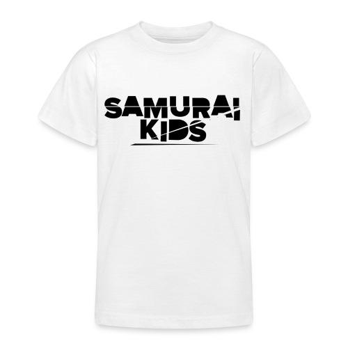 Samurai Kids - Teenager T-Shirt