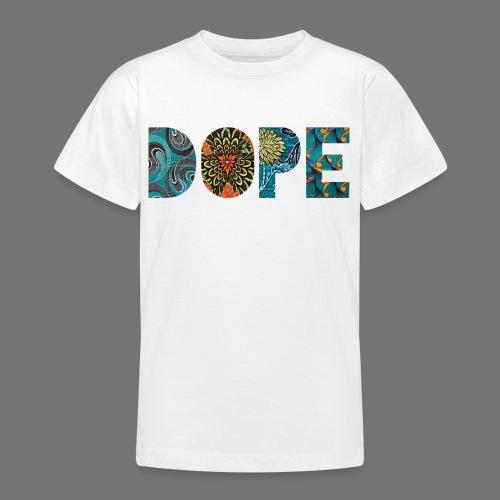 DOPE NATURE Tee Shirts - Teenage T-Shirt