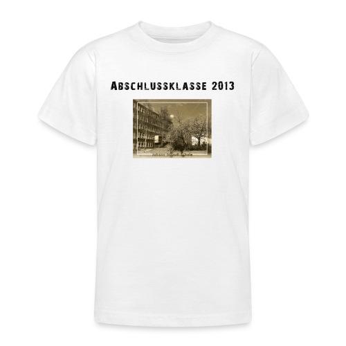 motiv abschlussklasse 2013 2 - Teenager T-Shirt