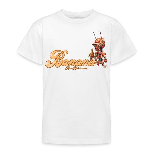 Banana Robot! 🍌 - Teenager-T-shirt