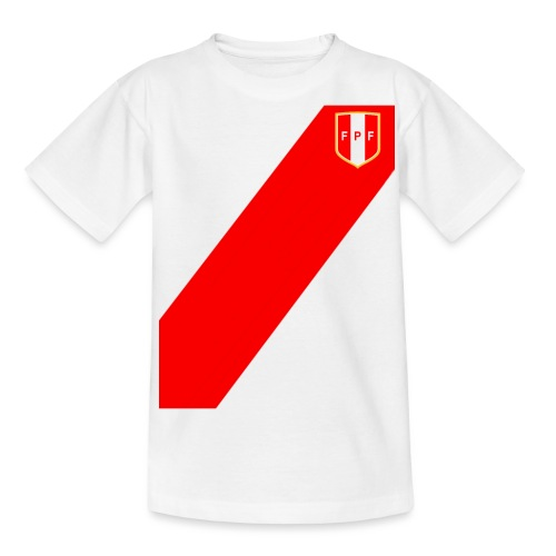 Seleccion peruana de futbol - Camiseta adolescente