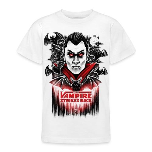 The Vampire Strikes Back - Teenage T-Shirt