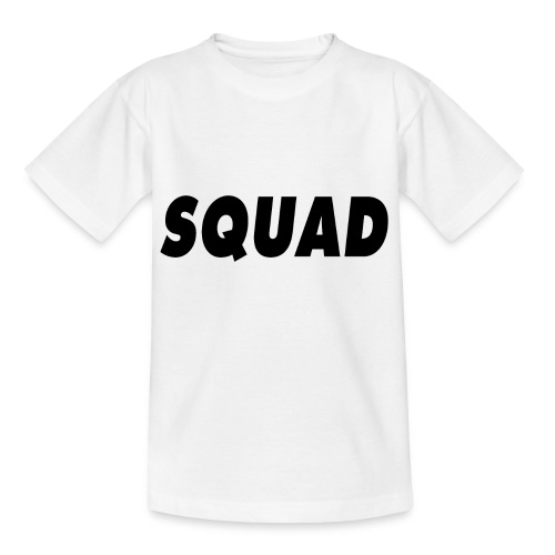 Big Squad - Teenage T-Shirt