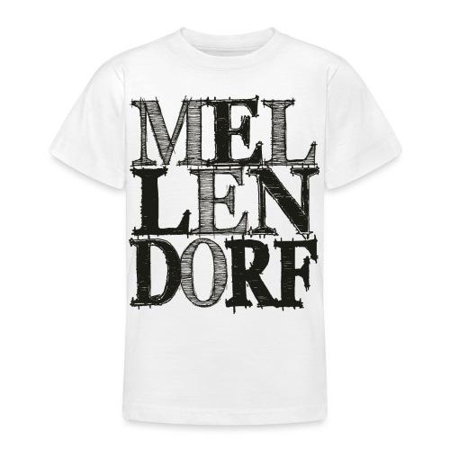 Mellendorf - Teenager T-Shirt