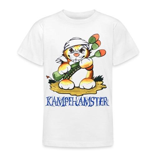 kampfhamster - Teenager T-Shirt