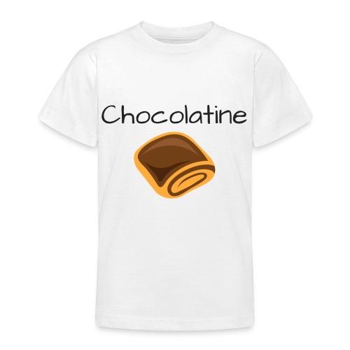 Chocolatine - T-shirt Ado