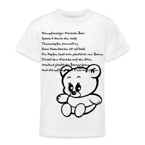 Teddy - Teenager T-Shirt