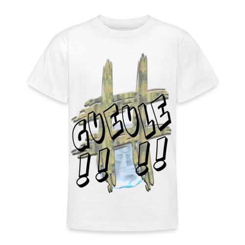 H-Tag Gueule - T-shirt Ado