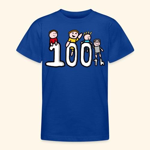 100th Video - Teenage T-Shirt