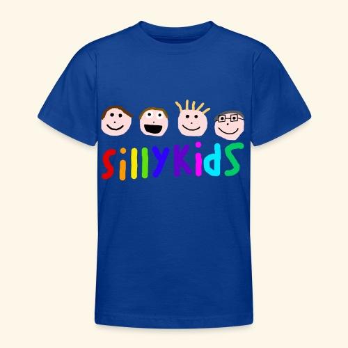 Sillykids Logo - Teenage T-Shirt