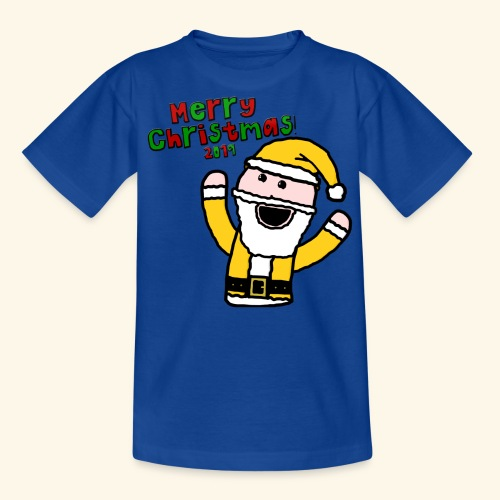 Santa Kid (Christmas 2019) - Teenage T-Shirt